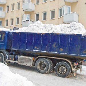 Lumen pois kuljetus